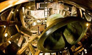 Notre Dame's Emmanuel bell