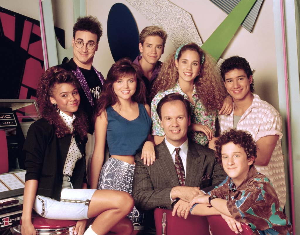 Saved By the Bell sitcom